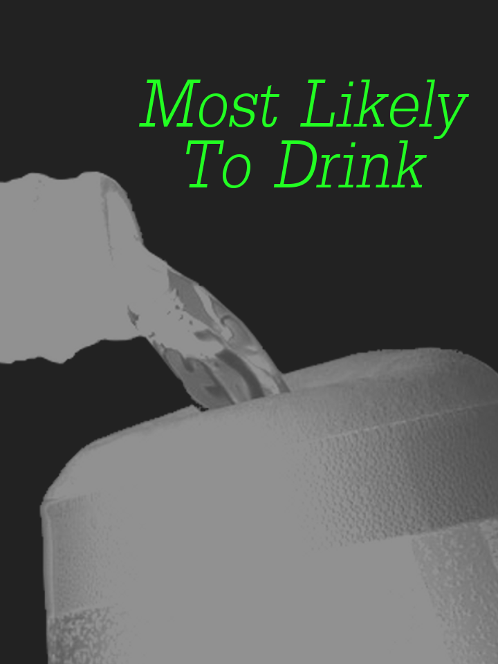 Most Likely To Drink
